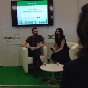 Conchita London Book Fair